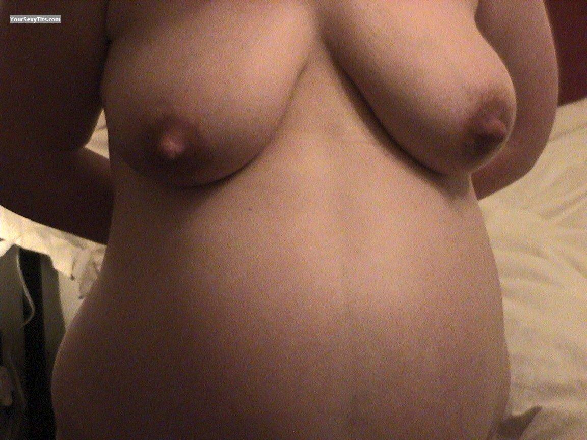 Tit Flash: Big Tits - Michelle from United States